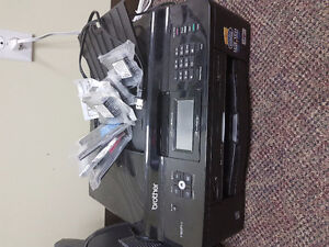 Brother MFC-J835DW Printer With Ink