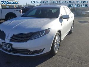 2013 Lincoln MKS EcoBoost   - Low Mileage