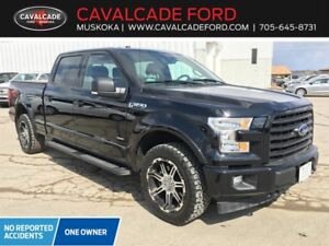 "2017 Ford F150 4x4 - Supercrew XLT - 157"" WB"