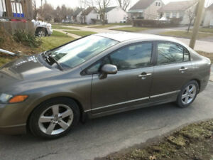 2006 Honda LX Sedan For Sale (Great Condition)