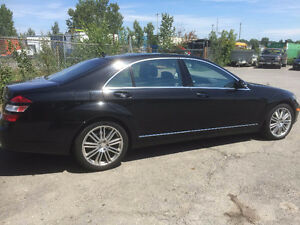 Black 2009 Mercedes Benz S550 Luxury Sedan ***Ex-Limo***
