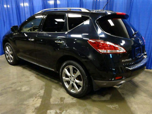 Nissan Murano..fully loaded...extended warranty