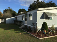 Beautiful 3BR / 1.5BA doublewide mobile home in Florida