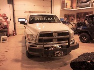 2012 Dodge Power Ram 2500 SXT Crew Cab Pickup Truck