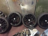 """19"""" Newley refurbished alloys"""