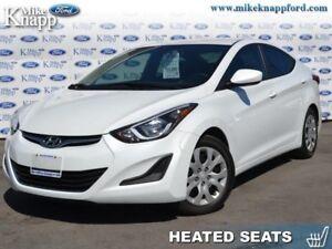 2016 Hyundai Elantra Sport  - Heated Seats -  Memory Seats