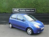 2007 Chevrolet Matiz 1.0 SE 5dr 5 door Hatchback