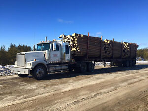 PARTIAL LOGGING EQUIPMENT FLEET DISPERSAL