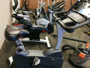 Used fitness equipment