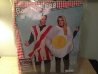 Eggs and Bacon Costumei