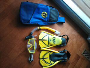 Two sets of Snorkel Equipment