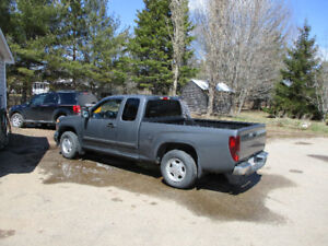 2008 Chevrolet Colorado Pickup Truck RWD