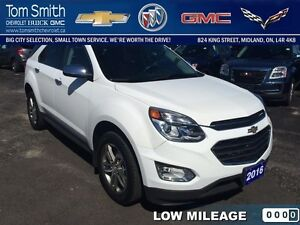 2016 Chevrolet Equinox LTZ   - Certified - BLUETOOTH -  LEATHER
