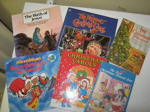 21 Children's Christmas Books- good condition, mostly hardcover