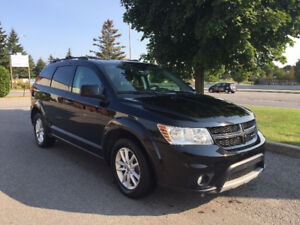 FULL EQUIPPED - 7 PASS - 2015 Dodge Journey SXT