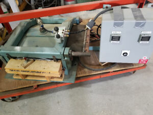 Used Press - Custom Bench Top Heat Press - REF# 1741BM