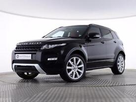 2012 Land Rover Range Rover Evoque 2.2 SD4 Dynamic LUX 4x4 5dr