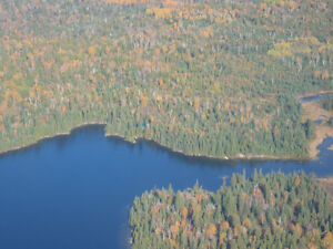 2 lots for sale on much sought after Larder Lake adjoining crown