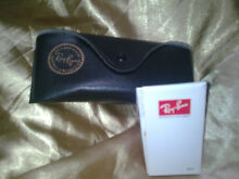 CARRY YOUR EYE WEAR IN STYLE WITH THIS RAY BAN CASE North Parramatta Parramatta Area Preview