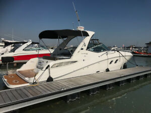 Sea Ray Searay Sundancer 330 2014