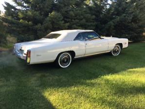 1976 Cadillac Eldorado Convertible $23,900.00