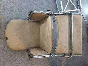 1950's-1960's high chair/rocker and table Cambridge Kitchener Area image 3