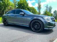 2014 Mercedes-Benz C200 2.1CDI *** 7 SPEED AUTO *** SPORT EDITION *** STUNNING
