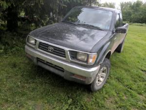 1997 Toyota Tacoma 4wd $3200 obo