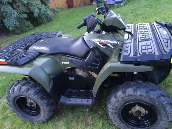 Used 2008 Polaris Sportsman 500 EFI