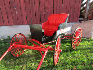 Horse Carriage - Good condition