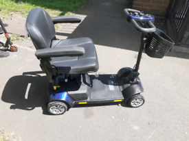 Cheap mobility scooter 4mph