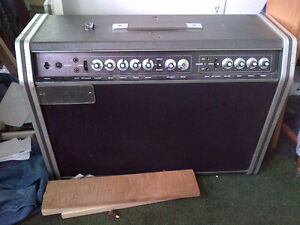 Yamaha YTA-95 vintage amp, *project*