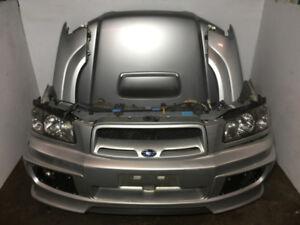 JDM Subaru Forester SG5 2003-2005 Cross Sport Front End Swap OEM