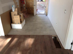 Flooring Installation, Hardwood and Laminate Kawartha Lakes Peterborough Area image 10