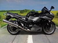 Kawasaki ZZR1400 ZX1400 2011 **EXCELLENT UNMOLESTED EXAMPLE OF THIS HYPER BIKE!