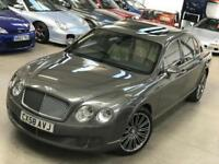 2008 Bentley Continental 6.0 Speed W12 4dr