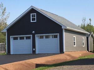 Allain Baby Barn and Garage