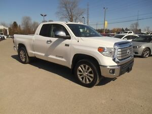 2015 Toyota Tundra Limited 5.7L Double Cab 4WD Peterborough Peterborough Area image 8