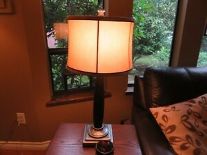 Floor and Tabel lamp set