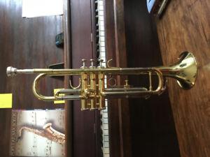 Trumpet Eastman 420L