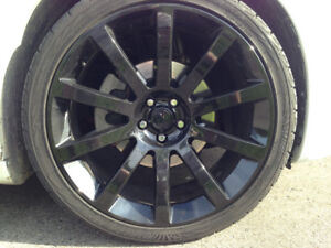 22 Inch Dodge/Chrysler SRT Rims - PRICE REDUCED TO SELL