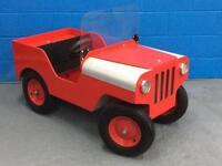 Toylander Ride On Battery Powered Car With Trailor
