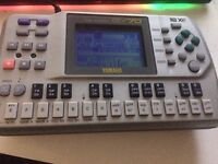 Yamaha QY70 sequencer synth