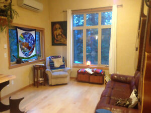 Beautiful 2 Bedroom House for Sublet Jan-March