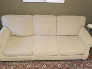 Couch and Love Seat (Sklar Peppler)