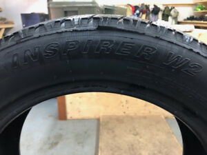Vanti Touring like-new winter tires for sale - 205/55R16
