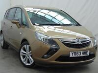 2013 Vauxhall Zafira Tourer SRI CDTI Diesel brown Manual