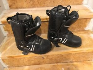 vans snow board boots