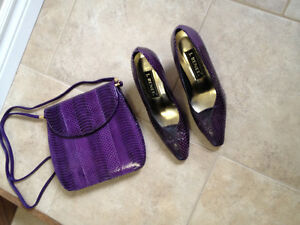 Vintage gently used shoes