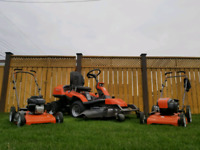 GN Services booking Lawn Care now!